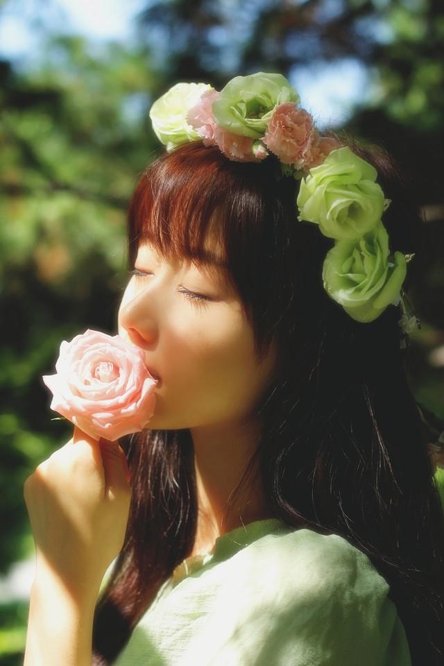女人如花 花似梦