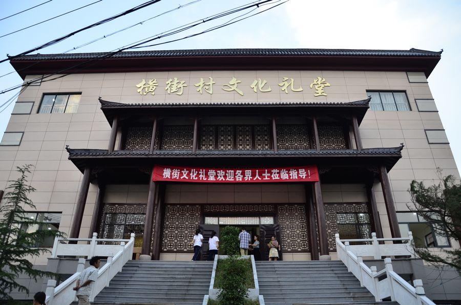 宁波农村文化礼堂建设——仿古建筑(戏台)设计